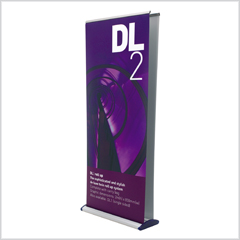 DL2 Double Sided Banner